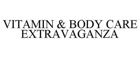 VITAMIN & BODY CARE EXTRAVAGANZA