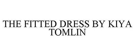THE FITTED DRESS BY KIYA TOMLIN
