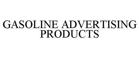 GASOLINE ADVERTISING PRODUCTS
