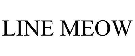 LINE MEOW