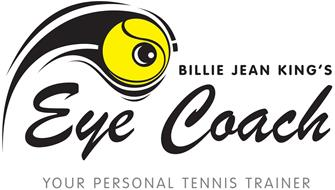 BILLIE JEAN KING'S EYE COACH YOUR PERSONAL TENNIS TRAINER