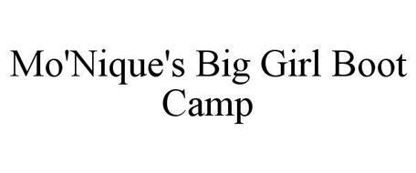 MO'NIQUE'S BIG GIRL BOOT CAMP