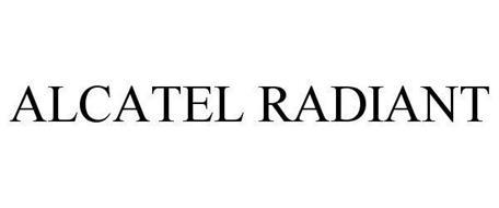 ALCATEL RADIANT