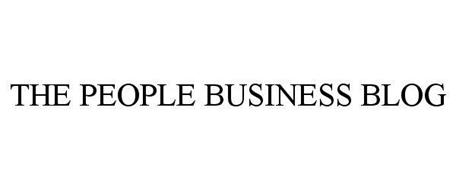 THE PEOPLE BUSINESS BLOG