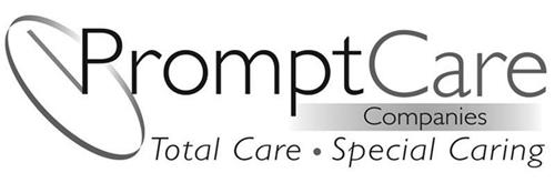 PROMPTCARE COMPANIES TOTAL CARE · SPECIAL CARING