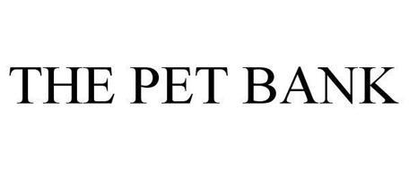 THE PET BANK