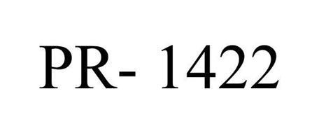PR- 1422