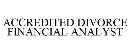 ACCREDITED DIVORCE FINANCIAL ANALYST