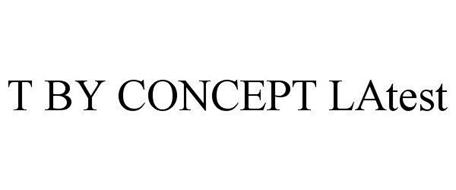 T BY CONCEPT LATEST