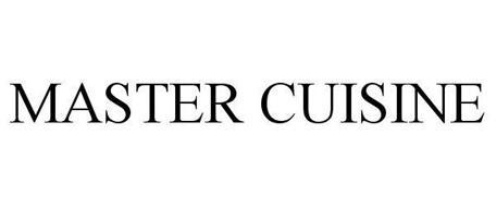 MASTER CUISINE