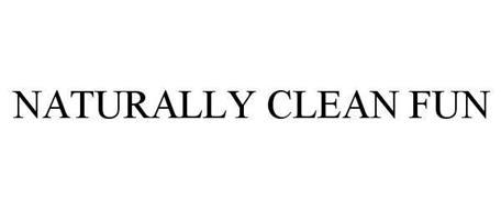 NATURALLY CLEAN FUN