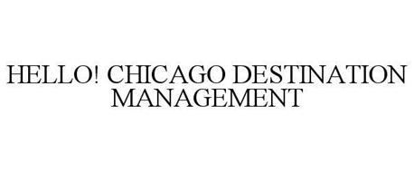 HELLO! CHICAGO DESTINATION MANAGEMENT