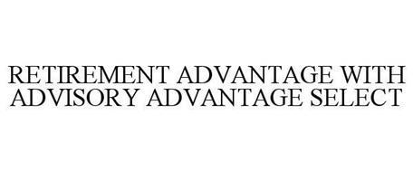 RETIREMENT ADVANTAGE WITH ADVISORY ADVANTAGE SELECT