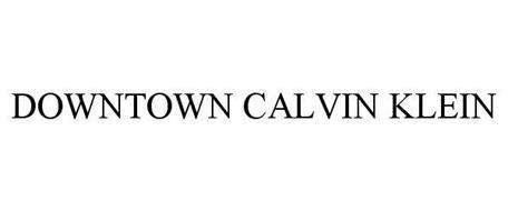 DOWN TOWN CALVIN KLEIN