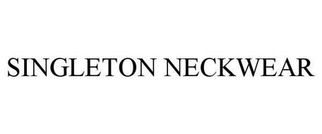 SINGLETON NECKWEAR