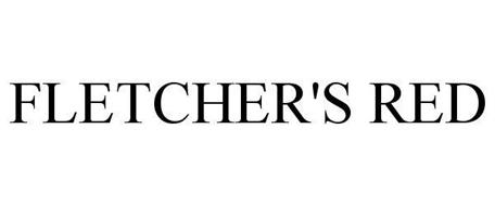 FLETCHER'S RED