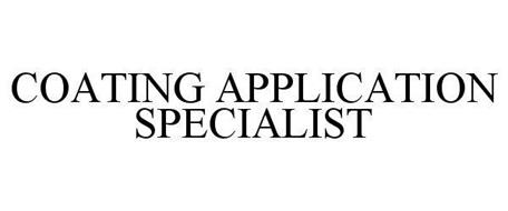 COATING APPLICATION SPECIALIST