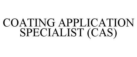 COATING APPLICATION SPECIALIST (CAS)
