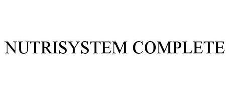 NUTRISYSTEM COMPLETE