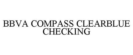 BBVA COMPASS CLEARBLUE CHECKING