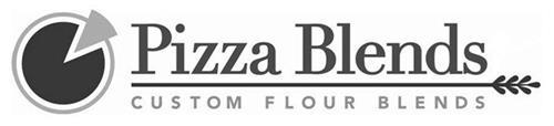 PIZZA BLENDS CUSTOM FLOUR BLENDS