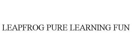 LEAPFROG PURE LEARNING FUN