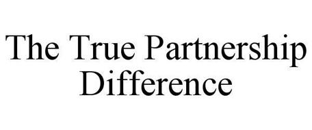 THE TRUE PARTNERSHIP DIFFERENCE