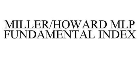 MILLER/HOWARD MLP FUNDAMENTAL INDEX