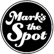 MARK'S THE SPOT