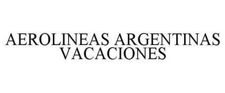 AEROLINEAS ARGENTINAS VACACIONES