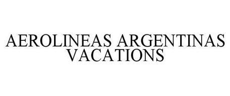 AEROLINEAS ARGENTINAS VACATIONS