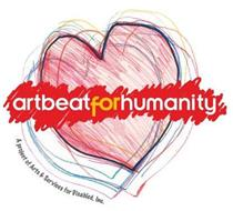 ARTBEAT FOR HUMANITY A PROJECT OF ARTS & SERVICES FOR DISABLED, INC.
