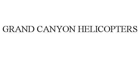 GRAND CANYON HELICOPTERS