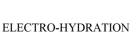 ELECTRO-HYDRATION