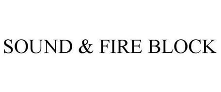 SOUND & FIRE BLOCK