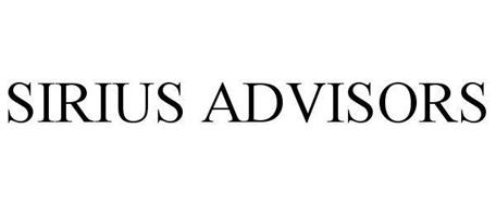 SIRIUS ADVISORS
