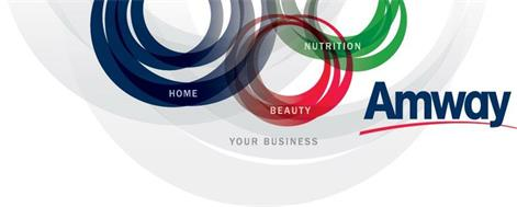 AMWAY YOUR BUSINESS HOME BEAUTY NUTRITION