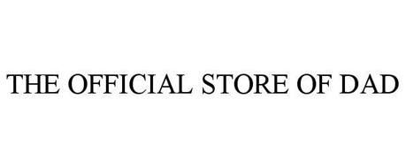 THE OFFICIAL STORE OF DAD