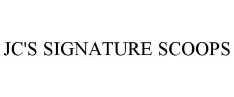 JC'S SIGNATURE SCOOPS