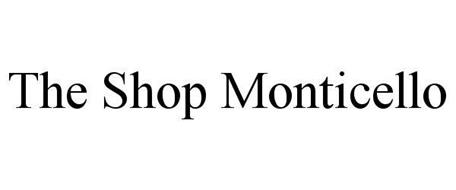 THE SHOP MONTICELLO
