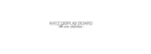 KATZ DISPLAY BOARD THE ECO SOLUTION