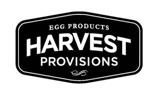 HARVEST PROVISIONS EGG PRODUCTS