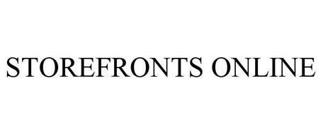 STOREFRONTS ONLINE
