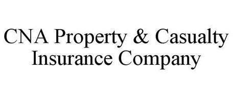 CNA PROPERTY & CASUALTY INSURANCE COMPANY