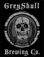 GREYSKULL BREWING CO. CHICAGO EST. 2013