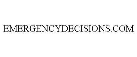 EMERGENCYDECISIONS.COM