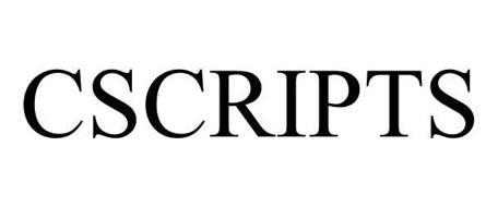 CSCRIPTS