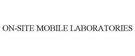 ON-SITE MOBILE LABORATORIES