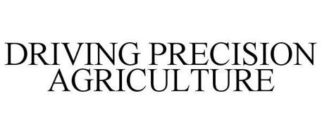DRIVING PRECISION AGRICULTURE