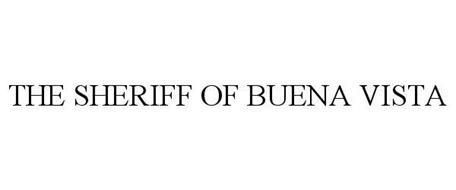 THE SHERIFF OF BUENA VISTA